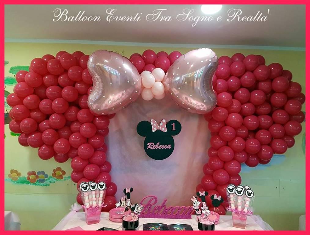 creazioni baloon per feste di bambini a Roma